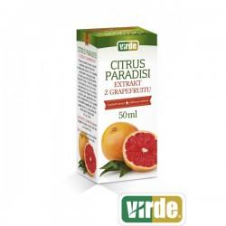 Virde Citrus paradisi...