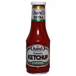 Keczup Kand czosnkowy 520g